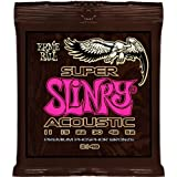 Ernie Ball 2148 Super Slinky Acoustic Phosphor Bronze String Set ( 11 - 52)