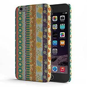 Koveru Designer Protective Back Shell Case Cover for Apple iPhone 6 Plus/ iPhone 6S Plus - Multi Color Pattern