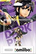 Amiibo - Super Smash Bros. Collection Figur: Finsterer Pit / Dark Pit