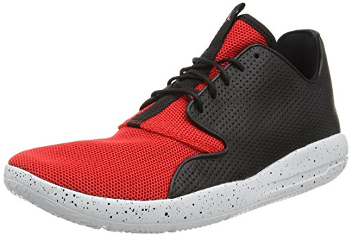 Nike JORDAN ECLIPSE - Scarpe da Ginnastica Basse Uomo , Nero (Schwarz (018 BLK/UNVRSTY RD-PR PLTNM-UNVRST)), 41 EU