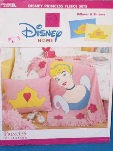 Disney Princess Fleece Sets (Disney Home, 3611), DISNEY