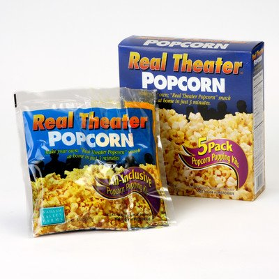 Wabash Valley Farms Real Theater Popcorn Popping Kit (Wabash Valley Farms Popcorn Kits compare prices)