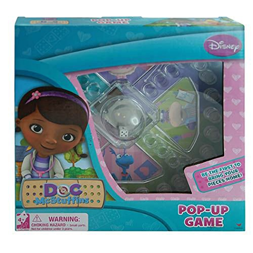 Disney Doc McStuffins Pop Up Board Game