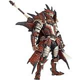 リボルテックヤマグチ No.123 ハンター男剣士 レウスシリーズ