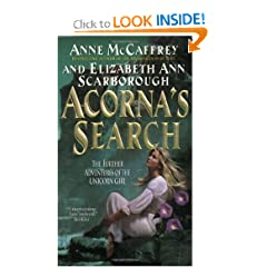 Acorna's Search by Anne McCaffrey and Elizabeth A. Scarborough