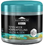 Murnauer/Salthouse Luxus Totes Meer Körperpeeling Salz & Algen, 1er Pack (1 x 200 ml)