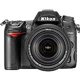 Nikon D7000 16.2MP DX-Format CMOS