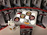 12 Keurig K-cup GIFT BOX - BROOKLYN BEAN Gift Box - 12 unique varieties - Maple Sleigh, Fuhgedaboudit, Breakfast, Vanilla Skyline Plus more++