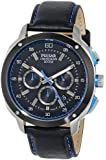 Pulsar Men's PT3391 Analog Display Japanese Quartz Black Watch