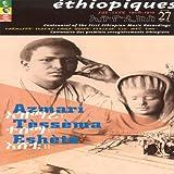 Ethiopiques Vol. 27: Centennial of the First Ethiopian Music Recordings