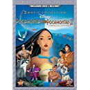 Pocahontas Two-Movie Special Edition (Pocahontas / Pocahontas II: Journey To A New World) (Three-Disc Blu-ray/DVD Combo in DVD Packaging)