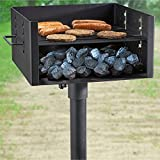 Guide Gear Heavy-duty Park-style Grill Large