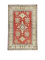 L'Eden del Tappeto Alfombra Uzebekistan Rojo / Crudo 180  x  115 cm