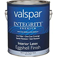 Integrity Eggshell Latex Interior Wall Paint And Primer In One Paint-INT EGG PAS
