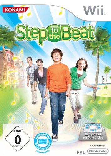 Step to the Beat [German Version]
