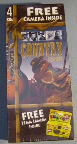 Glen Campbell - Country Legends - Zortam Music