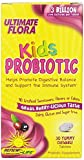 Renew Life Ultimate Flora Kids Probiotic Capsules, 60 Count