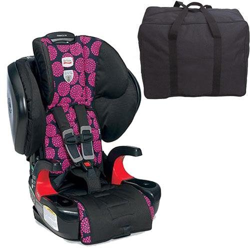 Britax Pinnacle 90 Combination Harness-2-Booster Seat- Broadway With Carrying Case front-703131