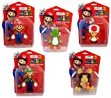 Nintendo 12cm Series 1 Super Mario Bros Action Figure (Toad)