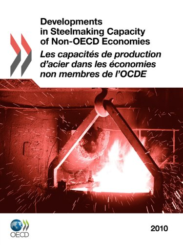 Developments in Steelmaking Capacity of Non-OECD Economies 2010 (French Edition)