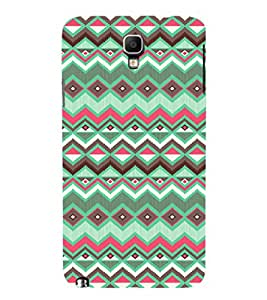 EPICCASE Tribal madness Mobile Back Case Cover For Samsung Galaxy Note 3 Neo (Designer Case)