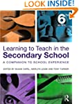 Learning to Teach in the Secondary Sc...