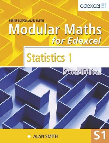 Modular Maths for Edexcel: Statistics 1 (Bk. 1)