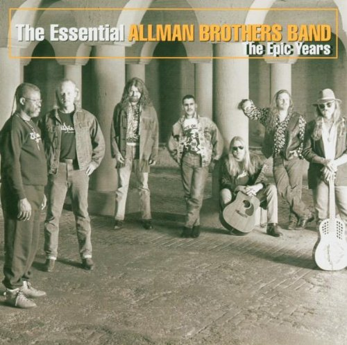 The Essential Allman Brothers Band: The Epic Years artwork