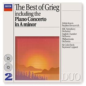 Grieg: Lyric Pieces, Op.54 - 3. Notturno