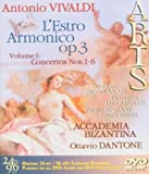 Vivaldi: L'estro Armonico, Op. 3, Vol. 1: Concertos No. 1-6 [DVD Audio] (DVD Audio)
