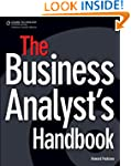 The Business Analysts's Handbook
