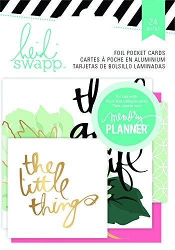 heidi-swapp-hello-beautiful-foil-pocket-cards