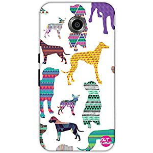 Designer Google Nexus 6 Case Cover Nutcase-Must Love Dogs