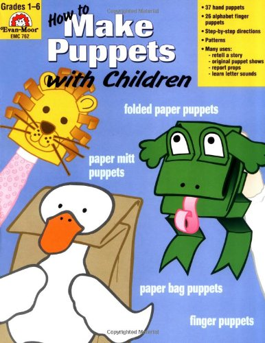 How to Make Puppets With Children (How To Make Toys compare prices)