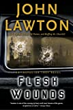 img - for Flesh Wounds: An Inspector Troy Novel (A Black cat book) book / textbook / text book