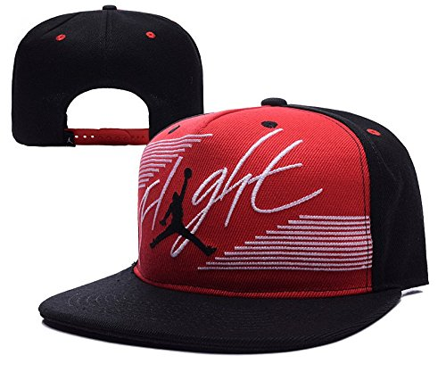 Shoekurla-HD Unisex Adjustable Fashion Leisure Baseball Hat Jordan Snapback Dual Colour Cap