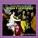 Rimas y Leyendas Audiobook by Gustavo Adolfo Becquer Narrated by Fabio Camero
