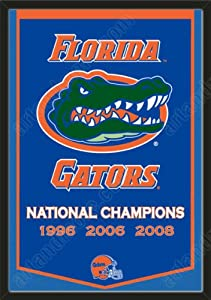 Dynasty Banner Of Florida Gators-Framed Awesome & Beautiful-Must For A... by Art and More, Davenport, IA