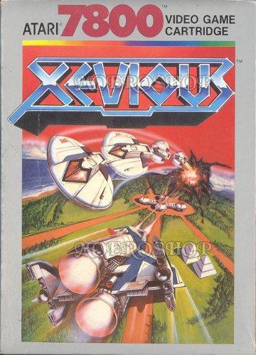 Xevious - 1
