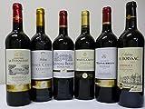 セレクション 金賞受賞酒 フランスボルドーワイン 赤ワイン 6本セット 750ml×6本