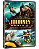 Journey to the Center of the Earth / Journey 2: The Mysterious Island (DVD)(DBFE)