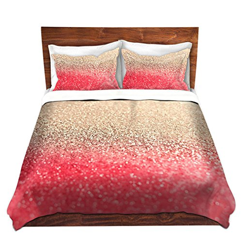 Coral Colored Bedding Sets back-1030629