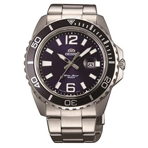 [オリエント]ORIENT 腕時計 ダイビングスポーツ ブルー 海外モデル 国内メーカー保証付き SUNE3002D0 メンズ