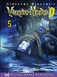 Hideyuki Kikuchi's Vampire Hunter D Manga, Vol. 5 (1569707901) by Kikuchi, Hideyuki
