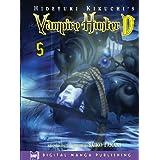 Hideyuki Kikuchi's Vampire Hunter D Manga Vol. 5by Hideyuki Kikuchi