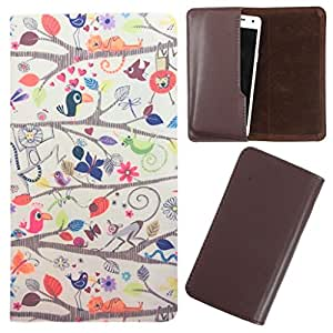 DooDa - For HTC Sensation XL PU Leather Designer Fashionable Fancy Case Cover Pouch With Smooth Inner Velvet