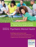 img - for Psychiatric Mental Health: Davis Essential Nursing Content + Practice Questions book / textbook / text book