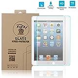 tinxi® Tempered Glass Explosiongeschützte Folie Hartglas Schutzfolie für Apple iPad mini / ipad mini 2 (mit Retina Display) Premium Screen Folie Protector Ultra Hart Displayschutz Panzerfolie 0,3mm clear