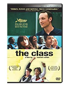 "Cover of ""The Class (Entre Les Murs)"""