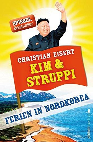 Buchcover: Kim und Struppi: Ferien in Nordkorea
